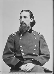 Union General John T. Croxton, commander of the 4th Kentucky Infantry