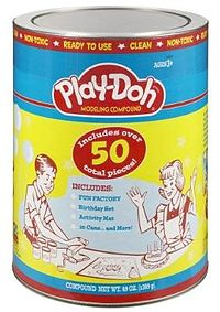 Play Dough (1956)