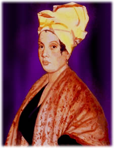 Marie Catherine Laveau: Voodoo Queen of New Orleans (September 10, 1801 – June 15, 1881)