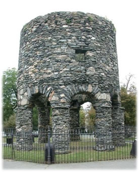 Newport Tower, Newport Rhode Island